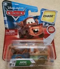 Disney Pixar Cars CHASE • #130 Mater with Oil Can • Lenticular Look Eyes Change