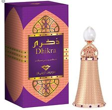 DHIKRA BY SWISS ARABIAN CONCENTRATED PERFUME OIL 15ML FOR UNISEX & NICE GIFT