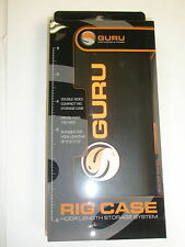 Guru Rig Case Double Sided Fishing tackle