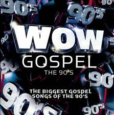 VA-WOW Gospel The 90's CD Tri City Singers/Winans/Sheard/Franklin/Hammond (NEW)