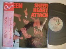 IN SHRINK / QUEEN SHEER HEART ATTACK / WITH PINK QUEEN OBI