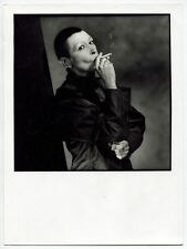 Photo Mephisto - Brigitte Fontaine - Paris 1990 - Tirage argentique d'époque -