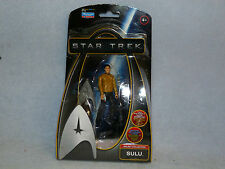 Star Trek. Sulu. Command Collection Action Figure Doll. Fully Boxed, New!