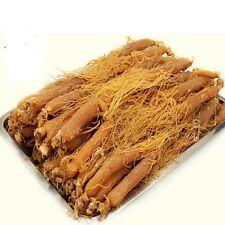 2.2lbs Panax KOREAN RED GINSENG ROOT,Top SEX Herb,Bulk Chinese Ren shen 1KG