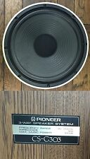 "Pioneer CS-G303 Woofer 184049 Tested Working 12"" Speaker Good Surround See Video"