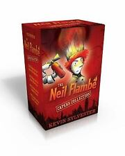 The Neil Flambé Capers Collection: Neil Flambé and the Marco Polo Murders; Neil
