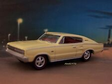1967 67 DODGE CHARGER 1/64 SCALE DIECAST COLLECTIBLE MOPAR MODEL - DIORAMA