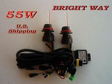 35W 55W H4 H13 9004/7 HID Relay Haness US SELLER
