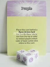 Dice Masters - Reminder Card Purple - Teenage Mutant Ninja Turtles