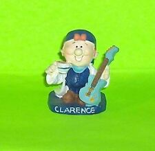 Clarence and His Guitar Canadian Tetley Tea Promotion Figure