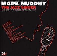 Mark Murphy - Jazz Singer - NEW SEALED Import 2 LP set - Anthology the Muse Year