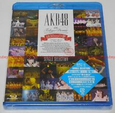 New AKB48 in TOKYO DOME 1830m no Yume SINGLE SELECTION Blu-ray Photo Japan F/S