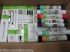 New Cricut Materials & Tools Bundle