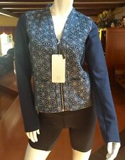 NWT Lululemon Cardigan and Again Inkwell Exploded Star Quilted Jacket Sz 6