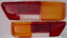Late amber Tail light lens repacement for mercedes 280sl w113 280se w111 3.5