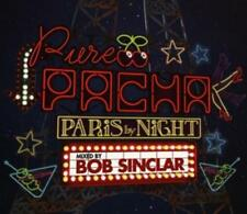 Pure Pacha-Paris by night (mixed by Bob Sinclar) 2cds