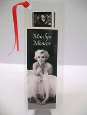 MARILYN MONROE Movie Memorabilia Film Cell Bookmark