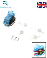 3.7g Mini Servo Motor set for Control of RC Models - High Quality Free Postage