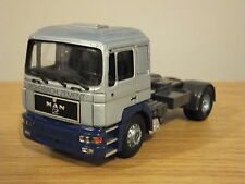 CORGI HAULIERS OF RENOWN ROHRBACH ZEMENT MAN F2000 TRUCK CAB MODEL 76301 1:50
