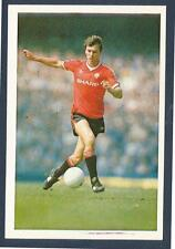 LEAF 100 YEARS OF SOCCER STARS-1987-#056-MANCHESTER UNITED/ENGLAND-BRYAN ROBSON