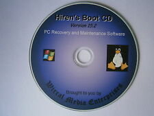 Computer problems Fix Repair Restore PC or Laptop,Linux Windows XP,7,8 CD Hirens