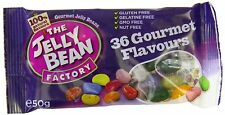 The Jelly Bean Factory 36 Gourmet Flavours 50g (8 Pack)
