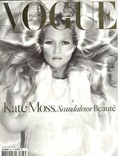 VOGUE n°863 01/2006 Kate Moss Graig McDean