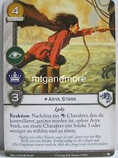 A Game of Thrones 2.0 LCG - 1x Arya Stark #007 - LUPI DEL NORD