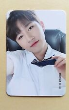 MONSTA X PICNIC IN MONBEBE WORLD FANMEETING OFFICIAL PHOTO CARD Photocard - I.M