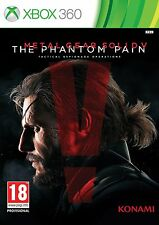 Metal Gear Solid V: The Phantom Pain - Standard Edition (Xbox 360)