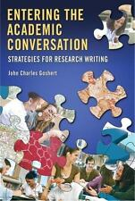 NEW! - Entering the Academic Conversation: Strategies for Research Writing