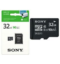 SONY 32GB 90MB/s  TF Micro SDHC Class 10 UHS-I U1 Mobile Flash  Memory Card 32G