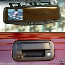 Brandmotion 9002-9521 2004-2014 Ford F-150 Super Duty Sport Trac Back up Camera