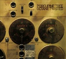 Porcupine Tree 2 CD SET.Octane Twisted by (CD, Nov-2012, 2 Discs, Kscope)