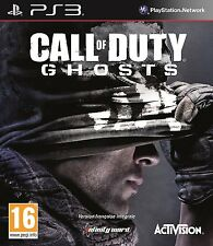 CALL OF DUTY GHOSTS GHOST JEU PS3 NEUF VERSION FRANCAISE OFFICIELLE