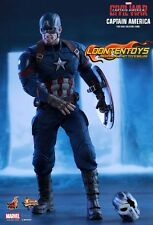 Hot Toys 1/6 MMS350 – Captain America Civil War - Captain America IN STOCK