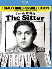 The Sitter (Blu-ray Disc, 2016, Canadian)