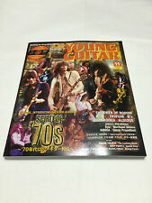 NEW YOUNG GUITAR Magazine 2013 NOV. Printed in Japan DVD Regioncode2 Hibria