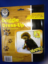 Dog cat dress up costumes - Vampire small to medium size dog