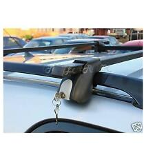 car Quality Universal roof bars lockable box or bike rack locking cross bar