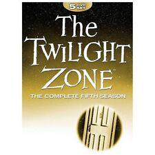 The Twilight Zone: Season 5 (DVD, 2013, 5-Disc Set)