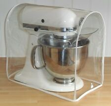Cream Cover For Kitchenaid and Kenwood kMix Food Mixers