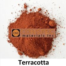 10 lbs TERRACOTTA Concrete Colors Pigment Dye Cement Powder Mortar Grout Plaster