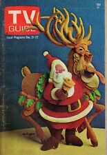 1974 TV Guide December 21 - Navajo; Kewpies; No women in football;Rockford Files