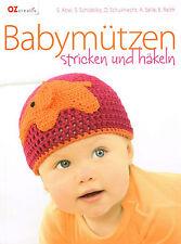 """OZ creativ 6241 """" Babymützen stricken und Häkeln """""""