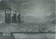 Doctor Who Timeless Printing Plate Black Base Card #88 #1/1