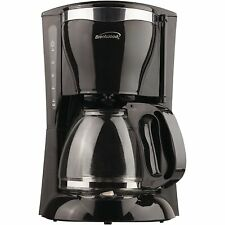 BRAND NEW Brentwood Appliances TS-217 12-Cup Coffee Maker Black