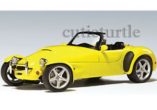 Autoart 1998 Panoz AIV Roadster 1:18 Diecast Model Car Yellow 78213