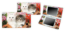 Skin Sticker to fit Nintendo DSI - Kittens Cats