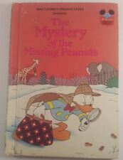 walt disney world books - the mystery of the missing peanut